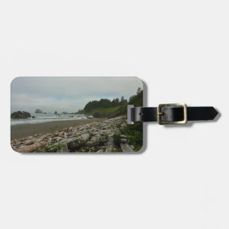Hidden Beach I at Redwood National Park Luggage Tag
