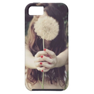 Hidden By a Dandelion iPhone 5 Covers