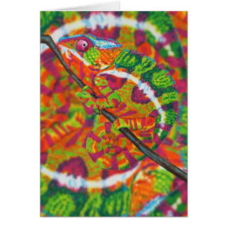 Hidden Chameleon card