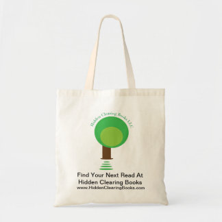 Hidden Clearing Books Tote