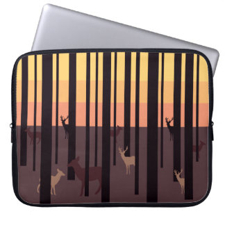 Hidden Dears Neoprene Laptop Sleeve
