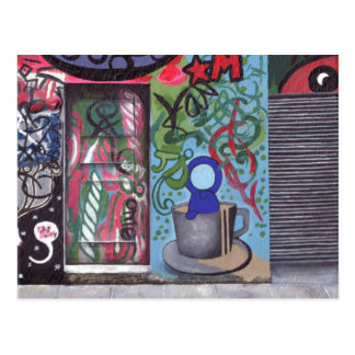 Hidden Door Postcard