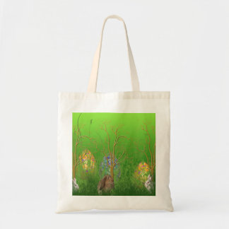 Hidden Easter Eggs Tote Bag
