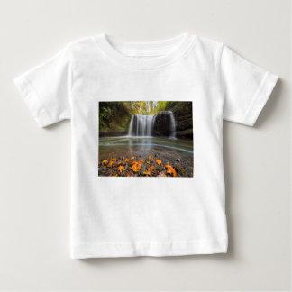 Hidden Falls in Clackamas Oregon fall season Baby T-Shirt