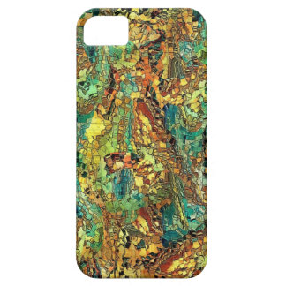 Hidden figures by rafi talby iPhone 5 cases