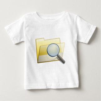 Hidden Files Baby T-Shirt