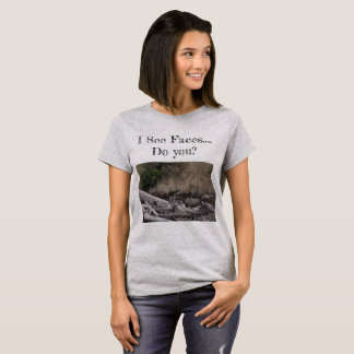 Hidden grizzly T-Shirt