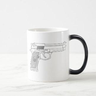 Hidden Gun! Magic Mug