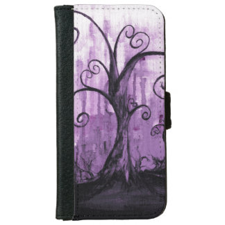 Hidden Hearts Surreal Art iPhone 6 Wallet Case