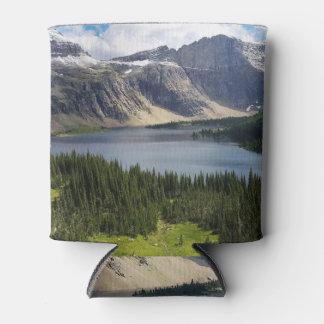 Hidden Lake Overlook Glacier National Park Montana Can Cooler