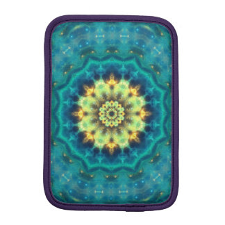 Hidden Lotus Mandala iPad Mini Sleeve