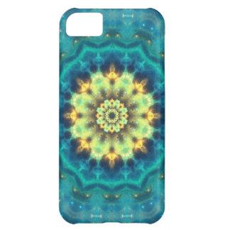 Hidden Lotus Mandala iPhone 5C Case