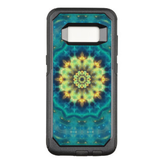 Hidden Lotus Mandala OtterBox Commuter Samsung Galaxy S8 Case