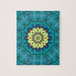 Hidden Lotus Mandala Puzzle