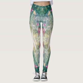 Hidden Oasis Leggings