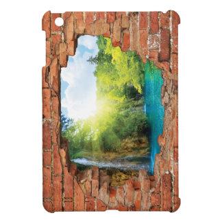 (hidden paradise) iPad mini Case For The iPad Mini
