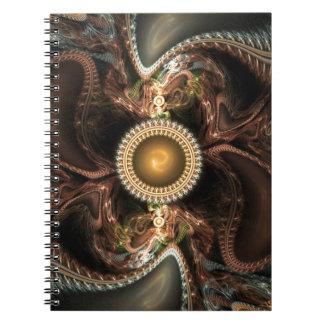 Hidden Spiral Note Books