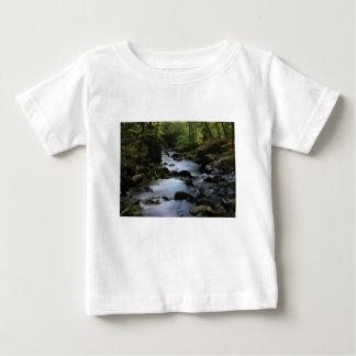 hidden stream in forest baby T-Shirt