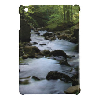 hidden stream in forest cover for the iPad mini