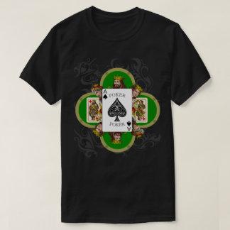 Hidden Suits Poker T-Shirt