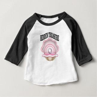 hidden treasure clam baby T-Shirt