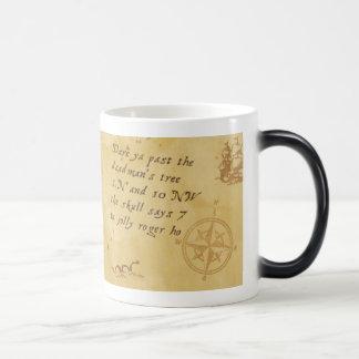 Hidden Treasure Morphing Mug
