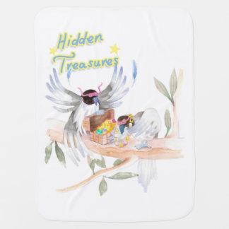 """""""Hidden Treasures"""" Baby Blanket"""