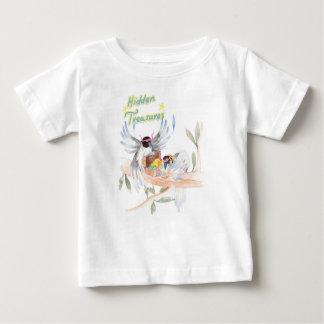 """""""Hidden Treasures"""" Baby Fine Jersey T shirt"""