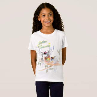 """Hidden Treasures"" Girls' Fine Jersey T shirt"