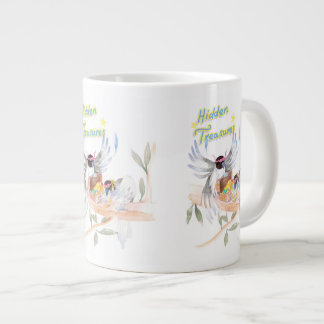 """Hidden Treasures"" Jumbo Mug"