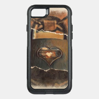 Hidden treasures of the heart OtterBox commuter iPhone 8/7 case
