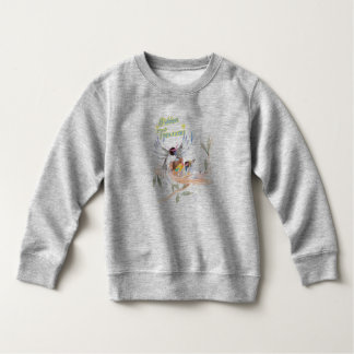 """Hidden Treasures"" Toddler Fleece Sweatshirt"