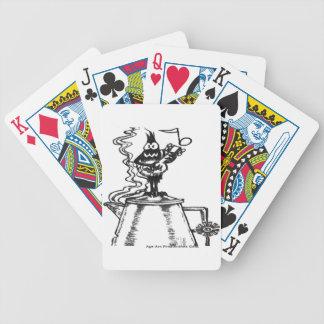 HIDDEN WALLOW FLEA BICYCLE PLAYING CARDS