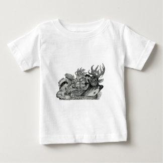 Hidden Wallow Hot Tub Baby T-Shirt