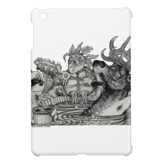 Hidden Wallow Hot Tub iPad Mini Covers