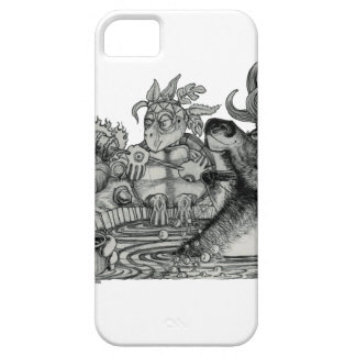 Hidden Wallow Hot Tub iPhone 5 Case