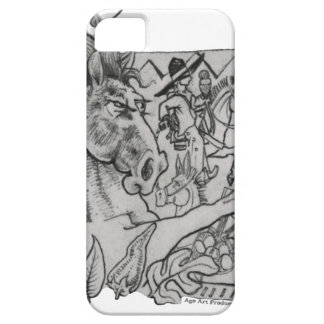 Hidden Wallow Ringo The Horse Case For The iPhone 5
