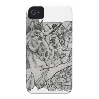 Hidden Wallow Ringo The Horse iPhone 4 Case-Mate Case