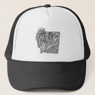 Hidden Wallow Ringo The Horse Trucker Hat
