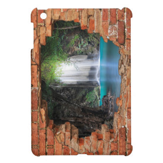 (hidden waterfall) iPad mini iPad Mini Covers