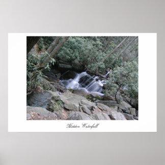 Hidden Waterfall Print