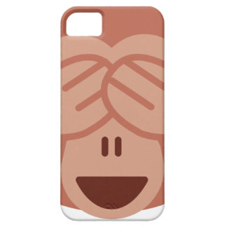 Hide and seek Emoji Monkey Case For The iPhone 5