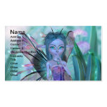 Hide and Seek Fairy Business Card Template