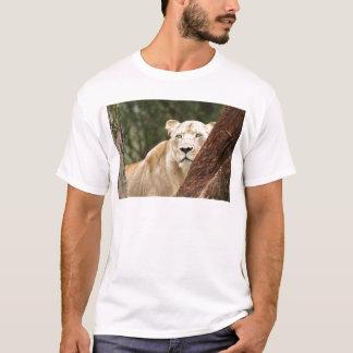 Hiding Lioness T-Shirt