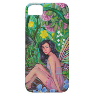 Hiding Places Fairy IPhone by Kathi Dugan iPhone 5/5S Cases