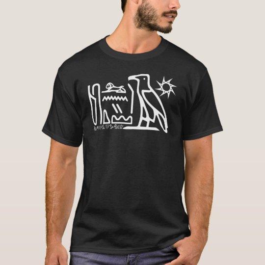 Hieroglyph Goth T-Shirt
