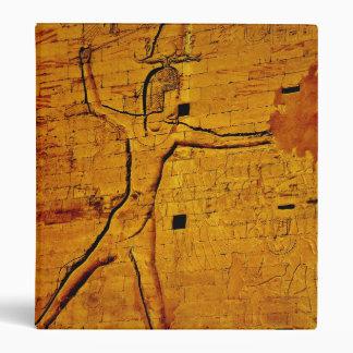 Hieroglyphic Action Binder