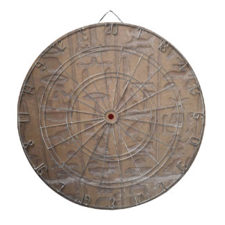 Hieroglyphics Series Dartboard