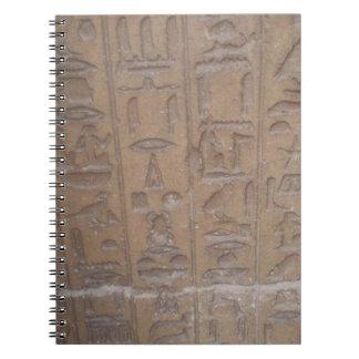 Hieroglyphics Series Notebooks