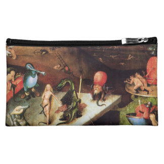 Hieronymus Bosch painting art Cosmetic Bags